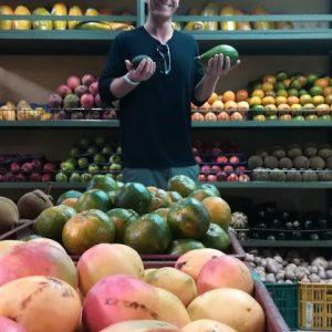 frutas y medellin