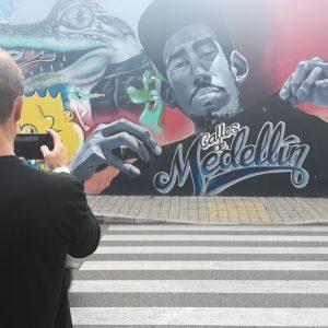 grafitour medellin